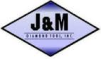 J&M Diamond Tool Inc. Logo