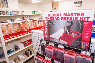 Recoil Master Thread Repair Kit