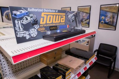 Authorized Distributor of Sowa Metalworking Solutions