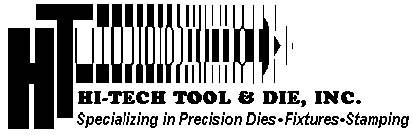 Hi-Tech Tool and Die Inc logo