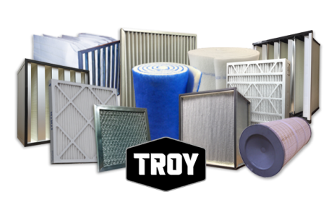 Troy Filters logo